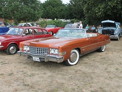 1974 Cadillac Eldorado (quicksilver coaches) Tags: cadillac eldorado vgo8m willington