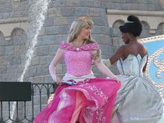 Disneyland Paris June 2018 (Elysia in Wonderland) Tags: disneyland disney paris holiday birthday june 2018 elysia lucy pete meryn princess starlit waltz princesses rapunzel tiana snow white ariel jasmine cinderella aurora belle