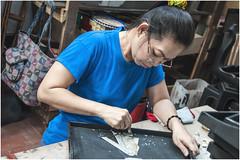 3000-72-ARTESANÍA LOCAL VIETNAMITA EN SAIGÓN - (--MARCO POLO--) Tags: rincones artesania curiosidades