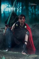 Thor - Thor: Ragnarok (Frangipane Photography) Tags: ok