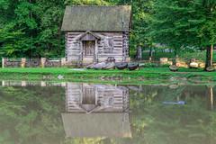 McHargue's Mill (sniggie) Tags: kentucky laurelcounty levijacksonstatepark littlelaurelriver london mcharguesmill mill watermill wildernesstrail kentuckypioneer