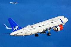 SE-DOY Airbus A320-251N SAS Scandinavian Airlines (Andreas Eriksson - VstPic) Tags: sedoy airbus a320251n sas scandinavian airlines