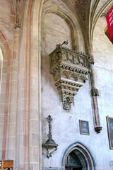 St. Marien, Königsberg in Bayern (palladio1580) Tags: bayern franken unterfranken landkreishasfurt königsberg kirche stadtkirche gotik