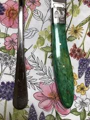 table setting (Hayashina) Tags: knife fork table papernapkin