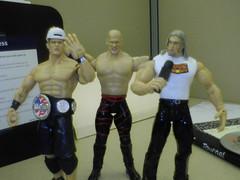 Cena, Kane & Edge