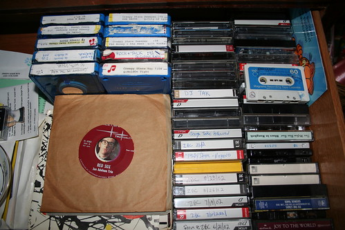 Cassettes, Carts and 45's