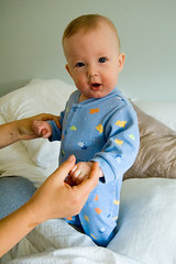 Look What I Can Do! (Christomopher) Tags: family baby aiden pollock
