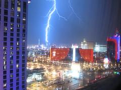 Vegas Lightning Storm