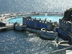 Tinside Lido, Plymouth Hoe (Richard and Gill) Tags: sea pool swimming coast plymouth swimmingpool devon hoe bathing lido bathingpool tinside