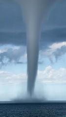 "Tornado ...closer (Mladen ""999 Photos"") Tags: croatia tornado brac adriatic waterspout murvica pijavica maldendj"