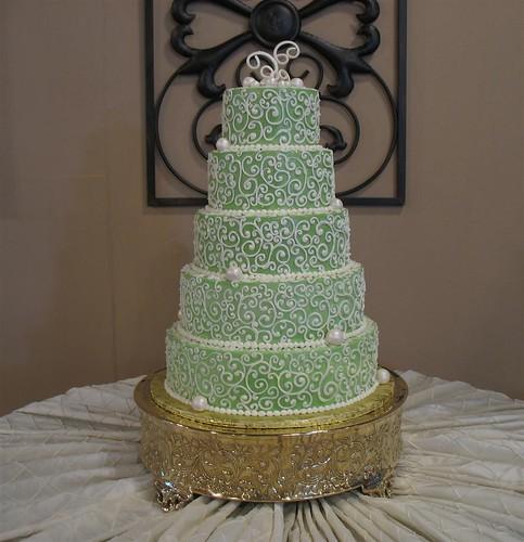 216054840 8660642b38 141 ideias de casamento verde e branco