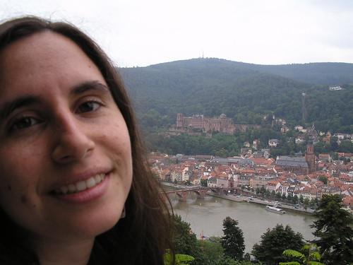 Mis lunares en Heidelberg
