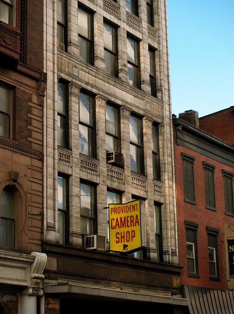 Cincinnati-Provident Camera Shop