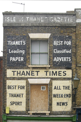 Thanet Times Old Building