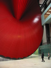 Marsyas by Anish Kapoor @ Tate Modern - East End - by ultrahi