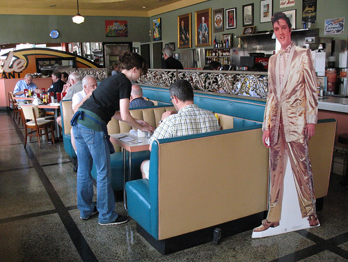 Dining With Elvis