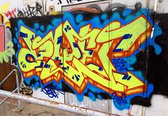 Dzyer (funkandjazz) Tags: sanfrancisco california tmc graffiti dzyer icp