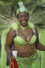 Carnival 309 (Spear Photos) Tags: uk music woman london canon rebel costume women 2006 worldmusic eos300d nottinghill nottinghillcarnival musicfestival