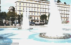 More fountains…