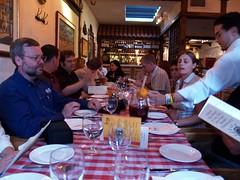 stuck in the middle (steena) Tags: dinner restaurant group nep labodega travissmith samd vandigicam seawallrunner marvintheparanoidandroid gailontheweb icathing jmv mimsybee mcsimpson vandigicamptd3 woaksie