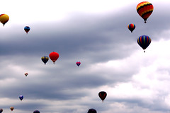 Sky of Balloons2 (jazzylolo {Lauren Kennedy Photography}) Tags: sky color outside bright coolest 3wayassignment21