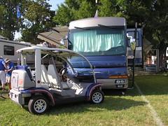 Club Car (stockroomcontrol) Tags: car gators cart