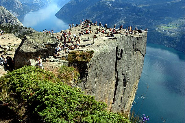 12 lugares curiosos de noruega que deber as saber que - Los mejores nordicos ...