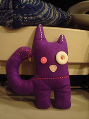 #20 (bimons) Tags: cute monster toys design dolls handmade craft felt plush ungly toyart bimon