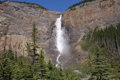 Takakkaw Falls, Yoho NP, BC, Canada (Patrick Costello) Tags: canada d50 geotagged waterfall explore yohonationalpark takakkawfalls specland specnature geo:lat=5149695 geo:lon=116483