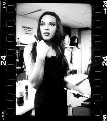Backstage, Madam JoJos, 11 Nov 98