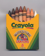 Multicultural Crayons by nathangibbs, on Flickr