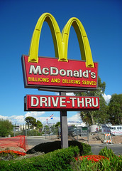 McDonald's Soon To Be Demolished by Roadsidepictures