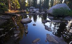 Pond Near May Lake (jauderho) Tags: california usa 20d topv111 canon geotagged topv555 topv333 topv1111 topv999 2006 unescoworldheritagesite topv777 yosemitenationalpark 1022mm jauderho roadtripaugust2006 geo:lat=37832972 geo:lon=119488592