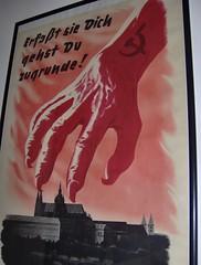 Prague: Communist Museum.... again!! (Jules T!!) Tags: prague praga praha prag 2006 czechrepublic ceskarepublika europe evropa europa eu travel travels europeanunion tchequerepublique digitalcamera thenixonator centraleurope formercommunist beautiful bohemia communism
