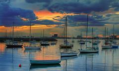 stkildapier (dogonnit) Tags: sunset bravo searchthebest interestingness1 australia melbourne victoria hdr stkilda