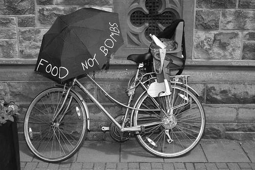Anti-War Bike flickr