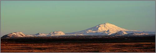 The volcano Hekla