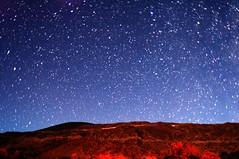 star gazing on mauna kea (IHP) Tags: blue vacation sky night stars star hawaii astronomy bigisland gazing maunakea polaris specnature takenbyrpg