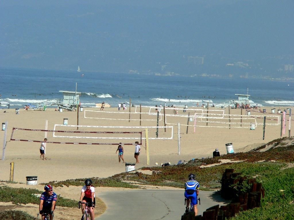 It's A Beach In Southern California