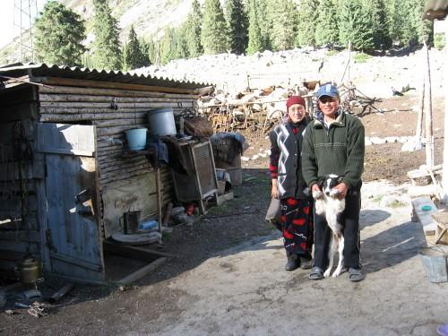 Kadyrbek family