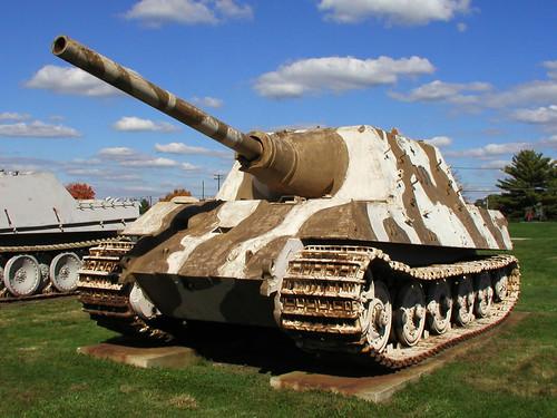 BI737 Jagdtiger SdKfz 186 por listentoreason.