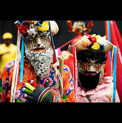 devoted ( Tatiana Cardeal) Tags: brazil people topf25 festival brasil digital dance mask documentary traditions folklore 2006 ritual tatianacardeal brsil documentaire festivalofthetraditionalsopauloculture documentario reisado foliadereis folguedo