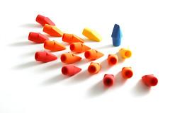 Eraser worship (fd) Tags: pencil eraser onwhite erasers