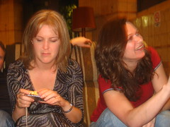 Lisa and Vicki