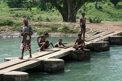 Swim #2 (Carol Mitchell) Tags: india chattisgarh chhattisgarh