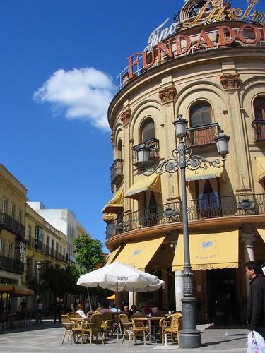 Plaza - Jerez de la Frontera,