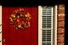 frontdoor (cmiked) Tags: door red october texas waco 2006 utatainhalf