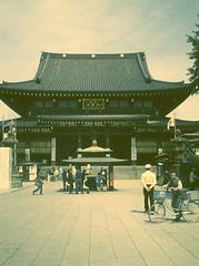 kawasaki daishi (mayu**) Tags: temple olympus halfframe xprocessed kawasakidaishi penees c41e6
