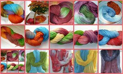 My Hand Dyed Yarns - by sumptinelse