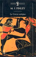 M. I. Finley, La Grecia Antigua